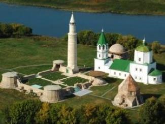 В Татарстане интенсивно ведется строительство Болгарской исламской академии