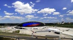 Новости  - «Казань Арена» признана лучшим футбольным стадионом страны