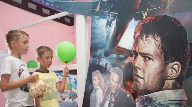 Новости  - Киносборы в России выросли на 55%