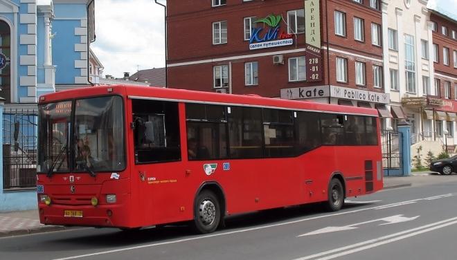 С начала лета в Казани выйдет весь подвижной состав транспорта