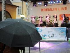 Новости  - Kremlin LIVE: музыка и ветер пробирали до костей