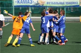 КАМАЗ выделит 30 млн рублей в поддержку юных футболистов