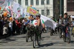 Новости  - 400 казанцев приняли участие в велопробеге