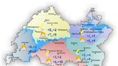 Новости  - 9 октября в Татарстане переменная облачность и дожди