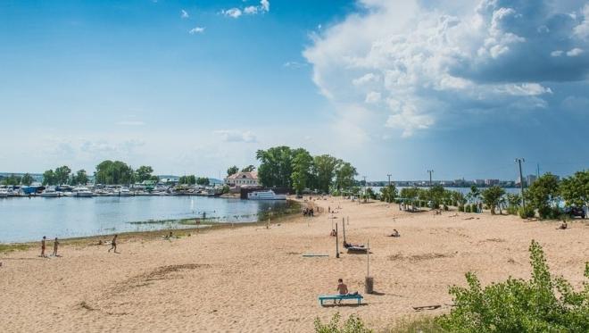 Очередной пляж в Казани не прошел проверку