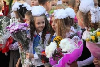 В Татарстане к новому учебному году готовится свыше 374 тысяч детей