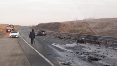 Новости  - На трассе М-7 произошло смертельное ДТП