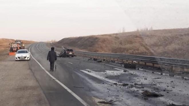 На трассе М-7 произошло смертельное ДТП