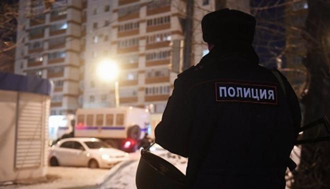 В центре Казани произошла стрельба