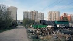 Новости  - В Казани изымут 5 жилых домов для строительства дороги