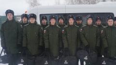 Новости  - В Казани продолжается осенний призыв в российскую армию