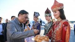 Новости  - В Татарстан прибыла китайская делегация для подписания соглашения