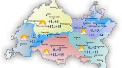 19 октября в Татарстане теплая и солнечная погода
