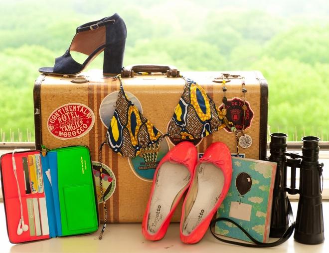 Собираем багаж для летнего путешествия