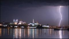 Новости  - На Казань вновь надвигается непогода