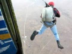 Новости  - 20-летняя парашютистка из Марий Эл погибла при первом прыжке
