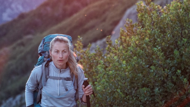 В парке «Черное озеро» стартует сезон бесплатной скандинавской ходьбы