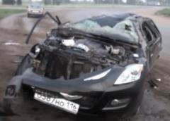 Новости  - Страшной аварией обернулось лихачество челнинских подростков на отцовской машине
