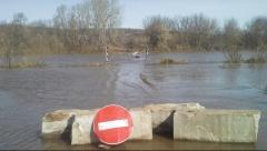 Новости  - На территории республики после дождей подтопленными оказались 35 участков и два моста
