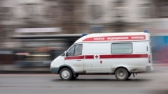 На трамвайных путях: пьяному мужчине отрезало ногу