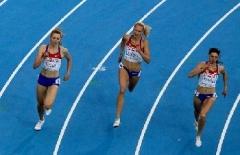 Новости  - Ксения Усталова выиграла «золото» в беге на 400 м