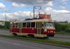 Новости  - В Казани по вине пьяного лихача было парализовано движение трамваев