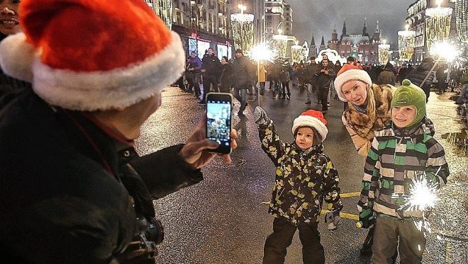 В Новый год жители Татарстана буду отдыхать 10 дней