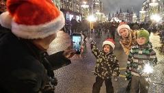Новости Общество - Центральная ёлка города откроется 27 декабря