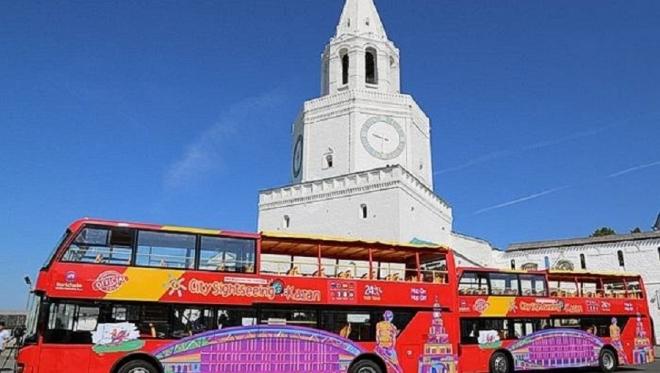 170 тысяч туристов посетило Казань за новогодние праздники