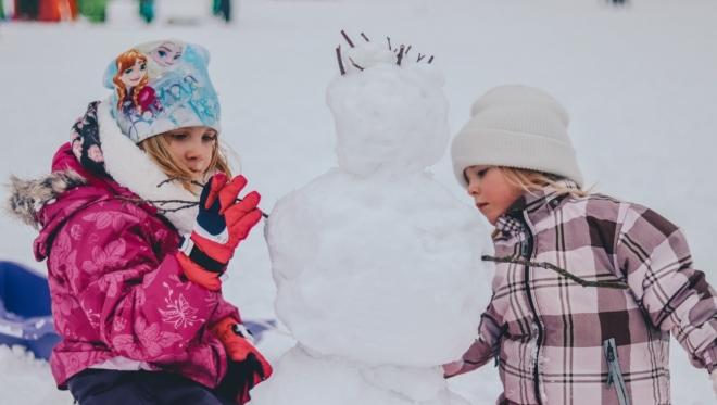 Сегодня по Татарстану ожидается сильный снег