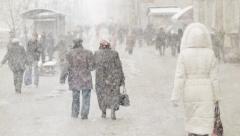 Новости  - 17 января по Татарстану сохраняется слабая метель