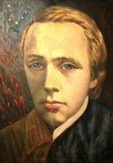 В Казани установили памятный знак поэту-футуристу Велимиру Хлебникову