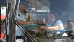 Новости  - Очередной рейд по проверке проверке пассажирских автобусов стартует в Казани
