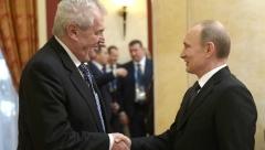 Новости  - Татарстан посетит президент Чехии Милош Земан