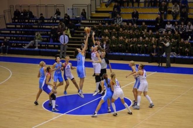 Баскетбол: «Казаночка» разбила «Воронеж-СКИФ»