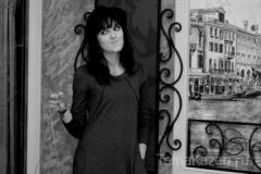 Новости  - Загадочная барышня стала победителем конкурса «Английское настроение в Казани»