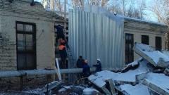 Новости Общество - В котельной по улице Портовая продолжаются восстановительные работы