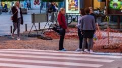 Новости  - Некоторые пешеходные переходы в Казани будут отменены