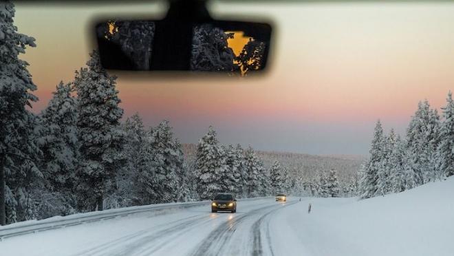Трассы республики открылись после аномального снегопада