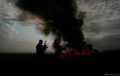 Новости  - Самосыровскую свалку накроет наркотический дым