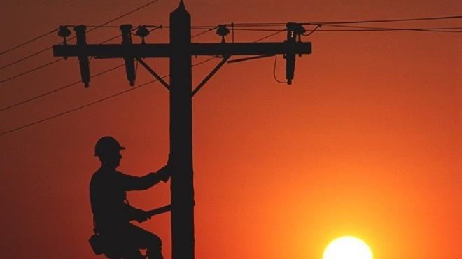Электричества сегодня не будет в нескольких районах города