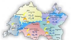 Новости  - 6 октября в Татарстане холодная дождливая погода