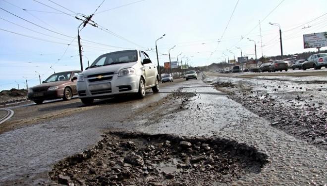 Ямочный ремонт этой весной обойдется Казани в планируемые 53,7 млн рублей
