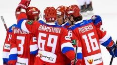 Сборная страны обыграла команду Швейцарии