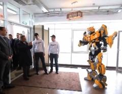 Новости  - Основатели технопарка «Navigator Campus» поделились с Медведевым планами на будущее