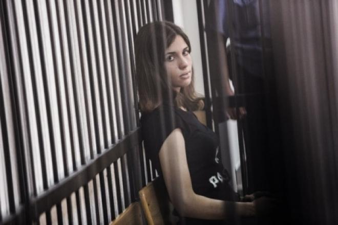 Участница Pussy Riot объявила голодовку, и ее казанский адвокат одобрила это