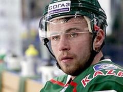 Новости  - Хоккеист «Ак Барса» избил полицейского в ресторане