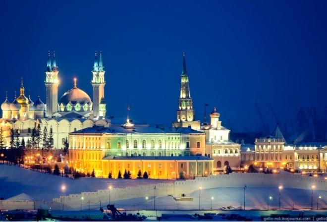 Татарстан вошел в топ-3 самых перспективных туристических направлений страны