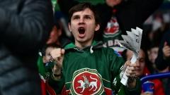 Новости Спорт - Казанские хоккеисты одержали победу над нижнекамским «Нефтехимиком»