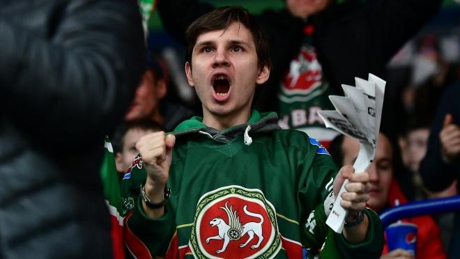 Новости  - Казанские хоккеисты одержали победу над нижнекамским «Нефтехимиком»